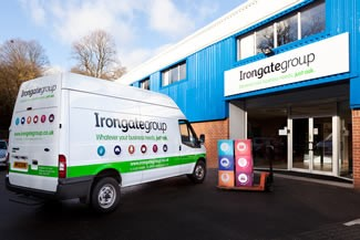 Irongate Group, ECi Progress and Acsellerate customers
